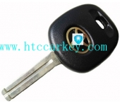 Toyota Transponder Key With 4C Chip (With logo)