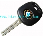 Toyota Transponder Key With 4D 68 Chip  (With logo)