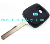 Volvo Transponder Key With ID44 Chip (With logo)