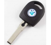 Volkswagen Transponder Key With ID48 Chip With Light (With logo)