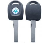 Volkswagen Transponder Key With ID 48 CAN Chip Without Light (With logo)