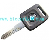 Volkswagen Santana Transponder Key With ID48 Chip (With Dark logo)